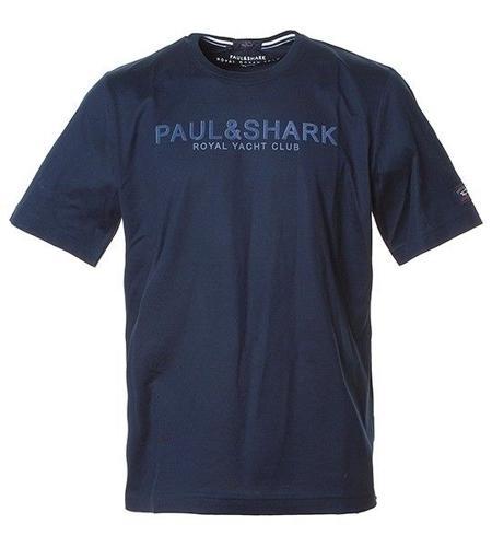 AUTHENTIC PAUL & SHARK E16P0164 TEE T SHIRT T-SHIRT