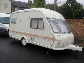 Avondale Mayfly Caravan For Sale In Edmonton Cornwall