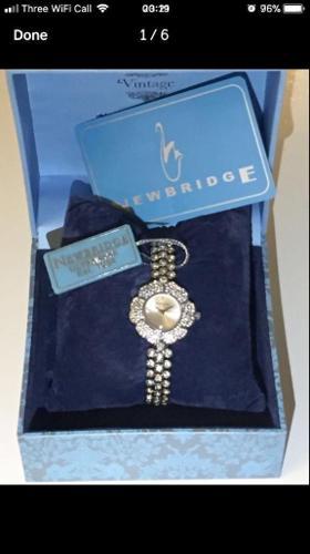 B/ N Newbridge ladies wrist watch, in original box