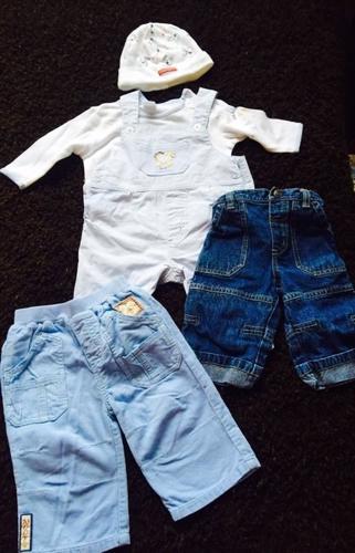 Baby boy 3-6 months clothes, next, snoopy, Oshkosh