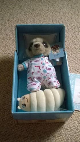 baby oleg still boxed