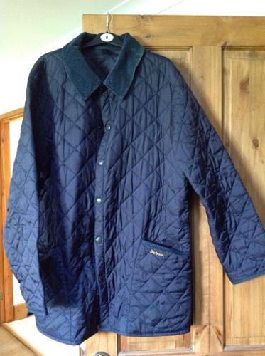 Barbour Mens Large Liddesdale Jacket