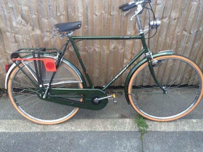 Batavus splendid sport Dutch bicycle 1984