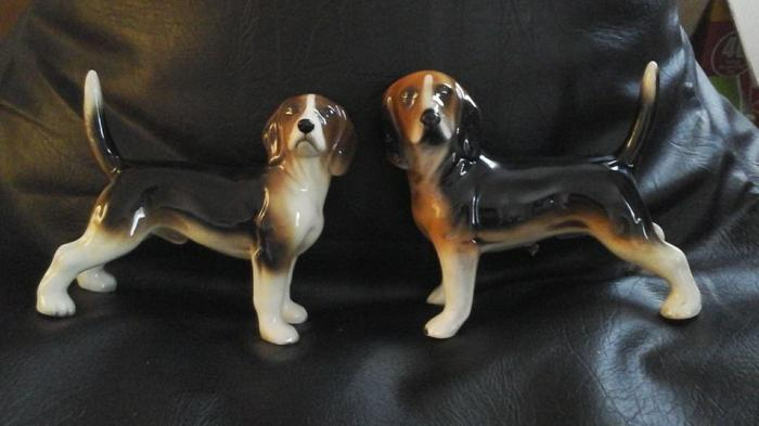 BEAGLE COLLECTABLE ORNAMENTS