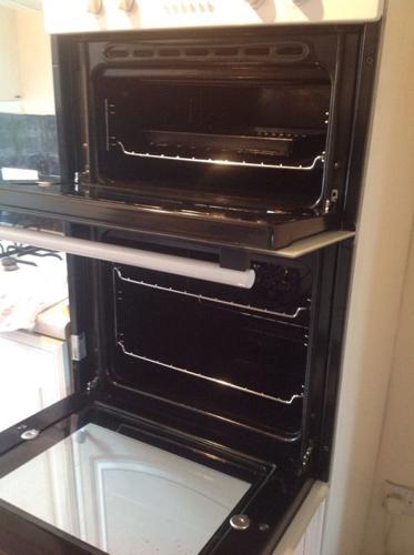 Beko electric double oven