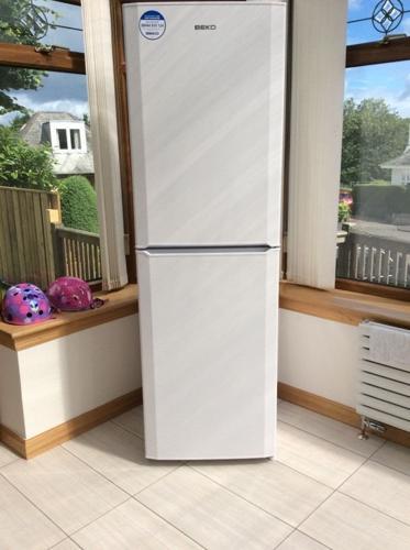 Beko Fridge Freezer in like new condition