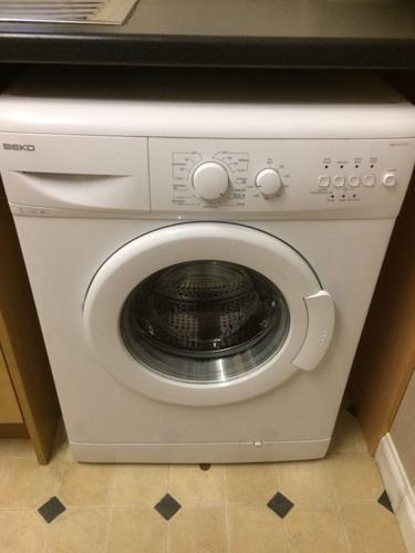 Beko Slim Depth 5Kg 1200Rpm Washing Machine