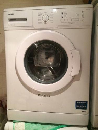 Beko washing machine 6kg 1100rpm FREE LOCAL DELIVERY