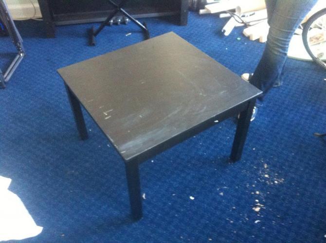 Black Coffee Table For Sale In Edinburgh Midlothian