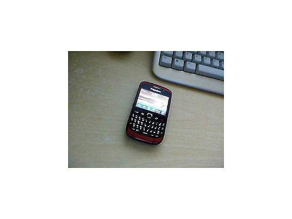 Blackberry curve 9300 3G red unlocked