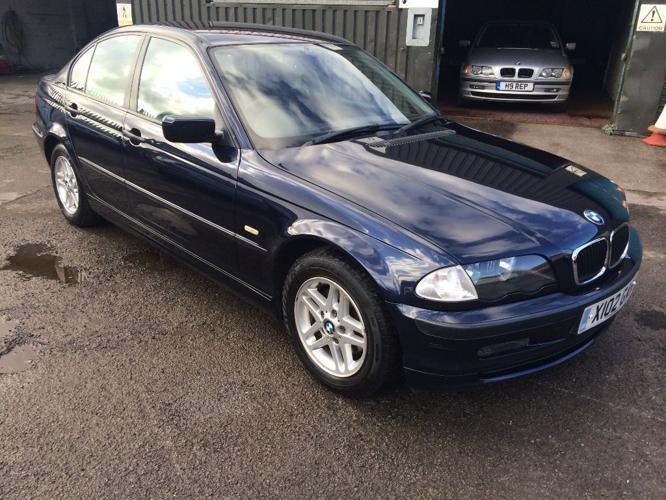 BMW 316i SE, 1.9, 2000/X Reg, MOT'd 5th November 2015,