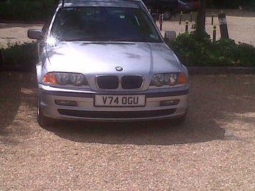 BMW 318. V REG