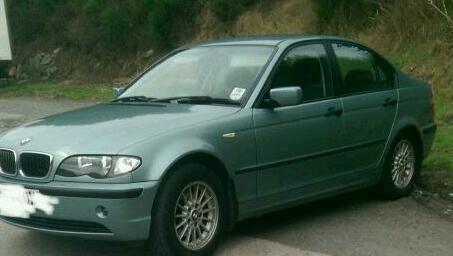 Bmw 318i e46 2002