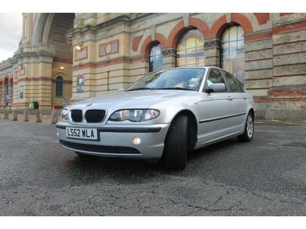 BMW 318i SE AUTOMATIC LOW MILAGE!!!!