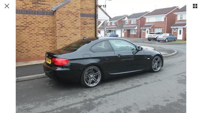 BMW 330D M Sport, Sport Plus Edition HIGH SPEC