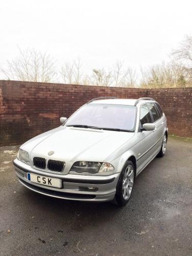 BMW 3 series 330d touring Estate