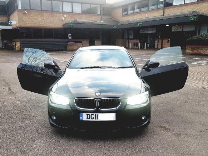 BMW 3 SERIES M SPORT 320D
