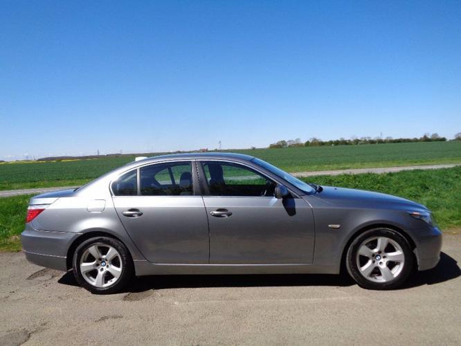 BMW 520D SE 2008 (08) !!!BARGAIN!!! £7995