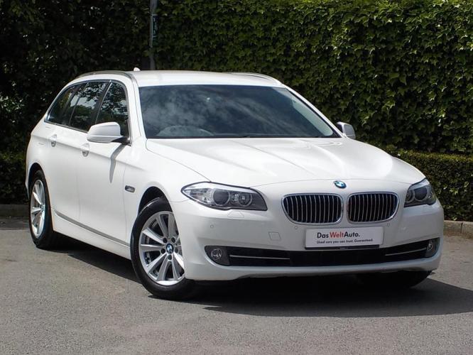 BMW 5 Series 520d SE 5dr Step Auto [Start Stop] 2013