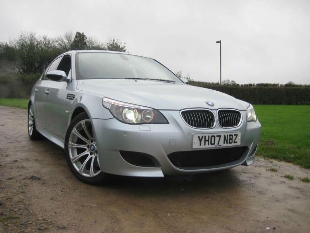 BMW M5 5.0 SMG M5
