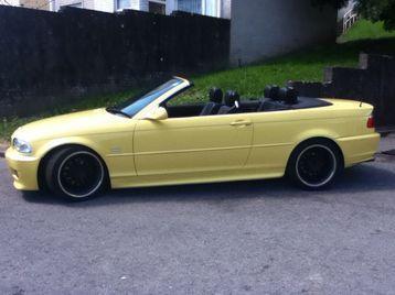 BMW soft top. brand new MOT till July 27th 2013, 5