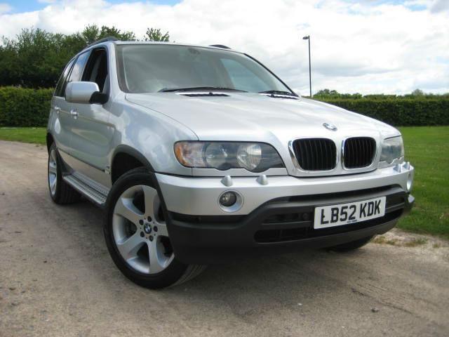 BMW X5 3.0i auto.