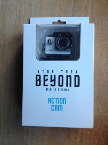 BNIB Star Trek HD Action Cam - 720p Camera