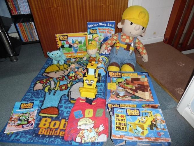 Bob The Builder Bundle