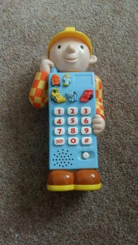 Bob the builder phone