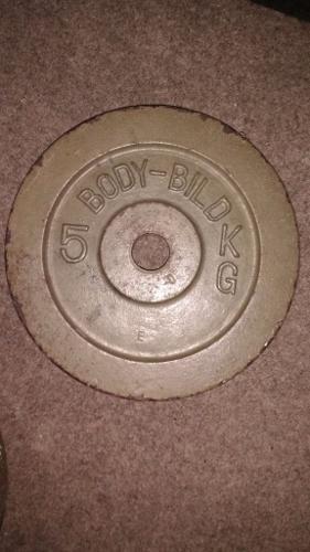 Body-buld cast iron weight 5kg