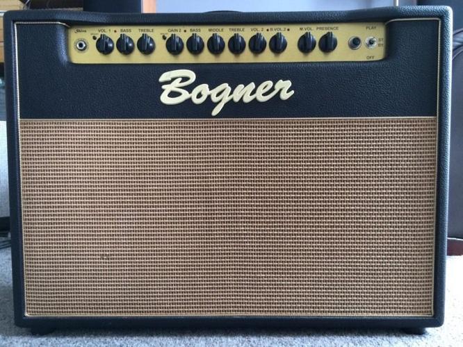Bogner Shiva 6L6 combo 2 x 12