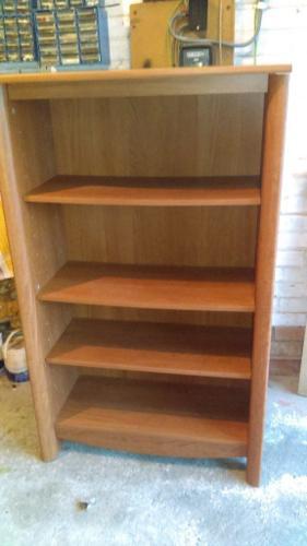 bookcase (beech effect)