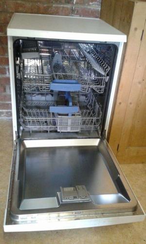 BOSCH Avantixx (white) family size dishwasher