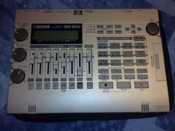 Boss BR-600 multi track recorder