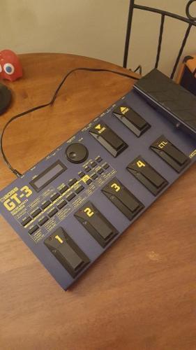 Boss GT-3 - Guitar Multi Effects Processor