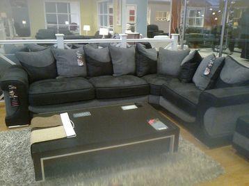 Peachy Brand New Halo Corner Sofa And Cuddle Chair From Csl Truly Inzonedesignstudio Interior Chair Design Inzonedesignstudiocom
