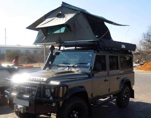 Brand New Roof Top Tent For Sale .76