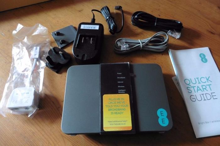 Bright Box 1 Wireless Router