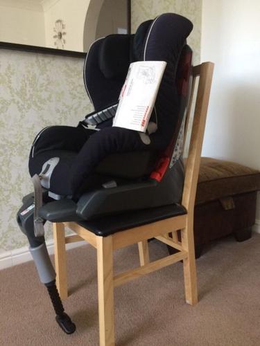 Britax isofix car seat