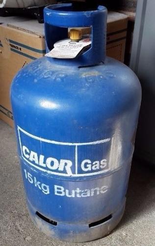 Calor Gas 15Kg Butane bottle FULL!