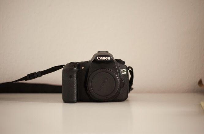 Canon EOS 60 D + Canon EF S 18-135 Image Estabilizer