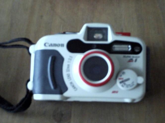 Canon sure shot A1 Underwater camera