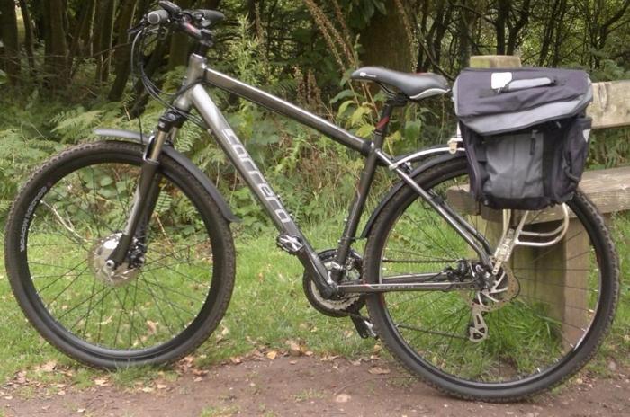 c093ff2add0 Carrera Crossfire 2 E-Bike, electric bike. 21 speed tourer, leisure ...