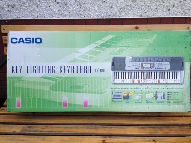 Casio Key Lightning Keyboard (New)