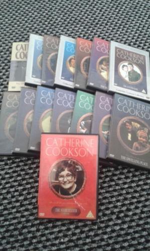 Cathetine Cookson dvd's.