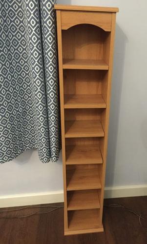CD/DVD tower/rack/shelves