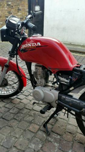 CG125 Honda