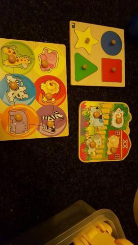 Children jigsaws