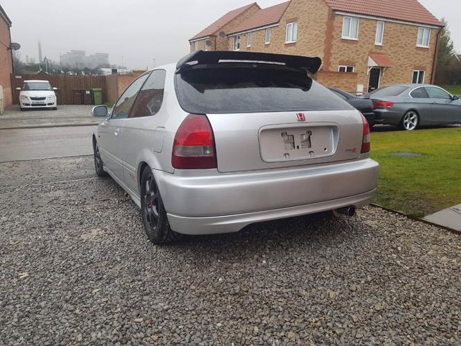 Civic ek9 type r