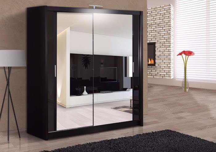 CLAEC BRAND NEW 2 OR 3 DOOR WARDROBE (SLIDING) MIRROR